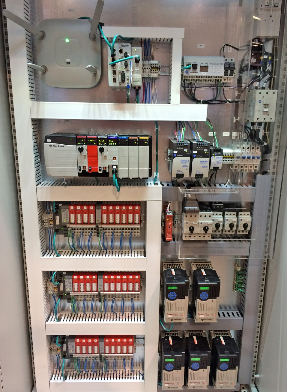 ControlLogix Panel